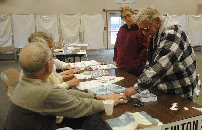 Write-in candidate wins election