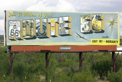 Driving New Mexico's Route 66
