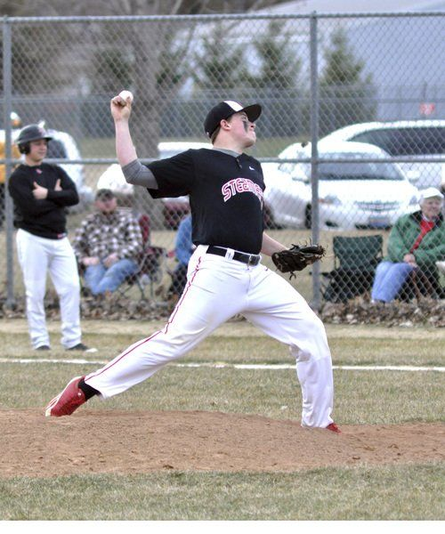 Fulton forces balk to win