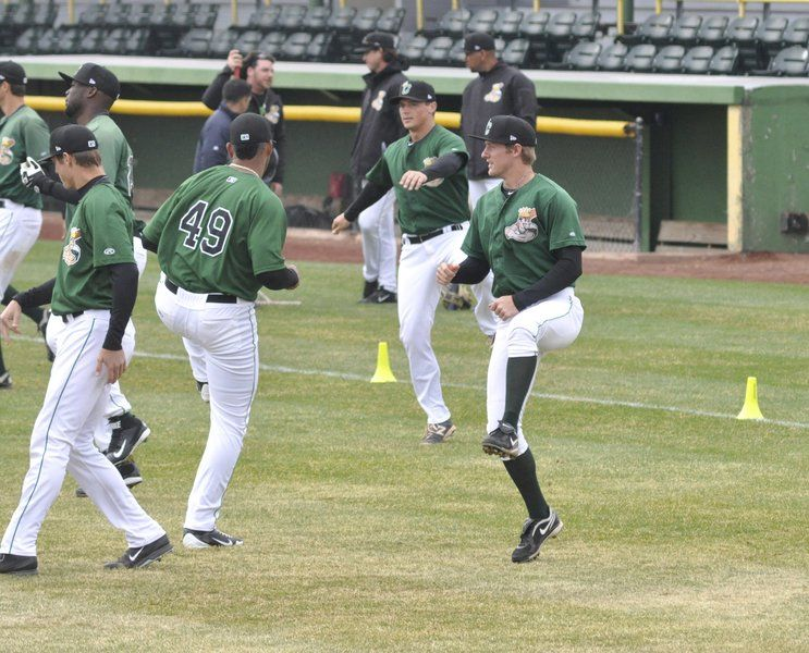LumberKings on time, ready to go