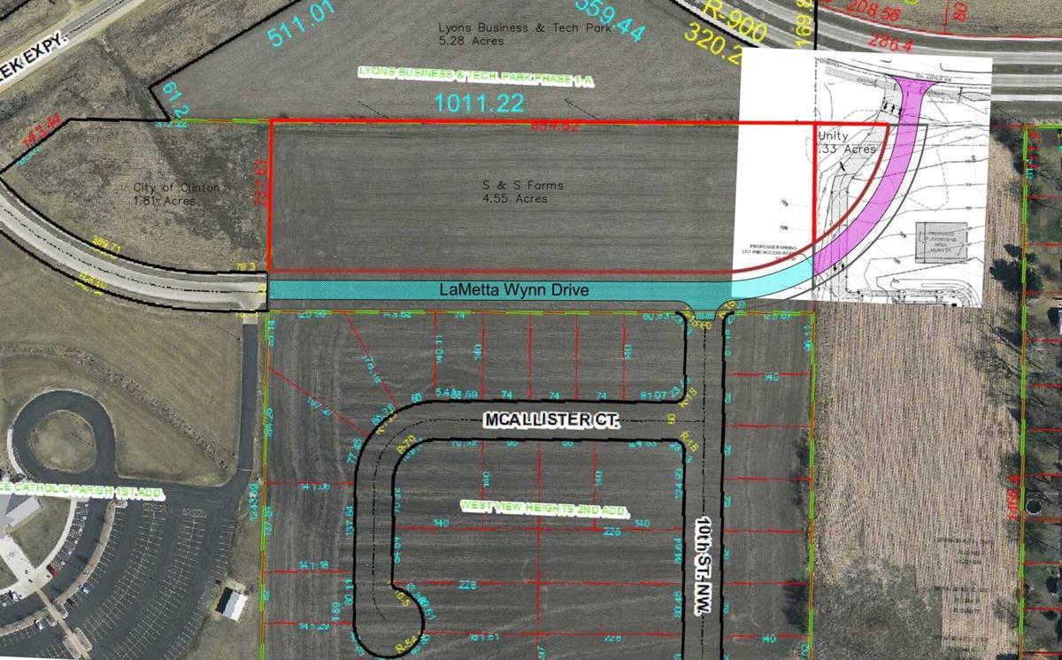 Concept plan, LaMetta Wynn Dr.