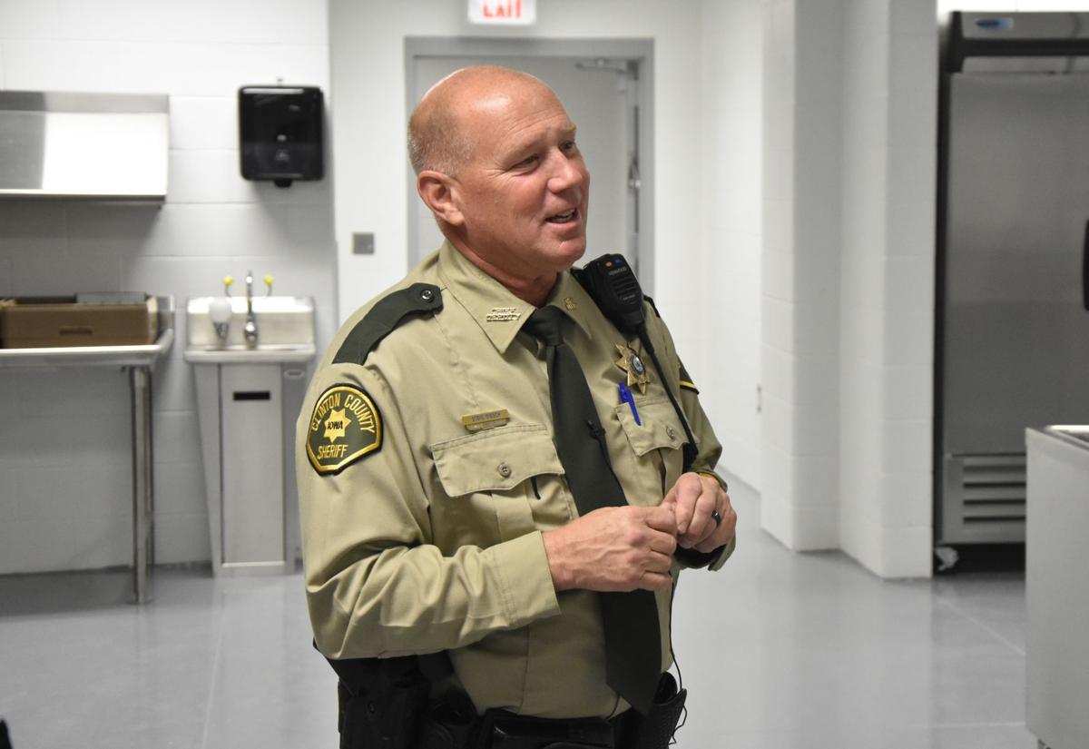 Chief deputy provides new jail details | Local News