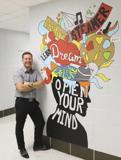 New principal brings excitement to elementary school
