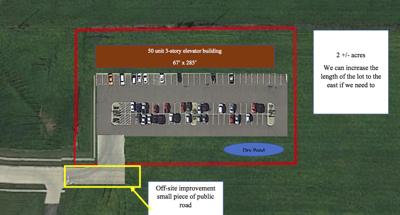 Screen Shot 2021-04-28 of proposed Adler Pointe Development off LaMetta Wynn Drive