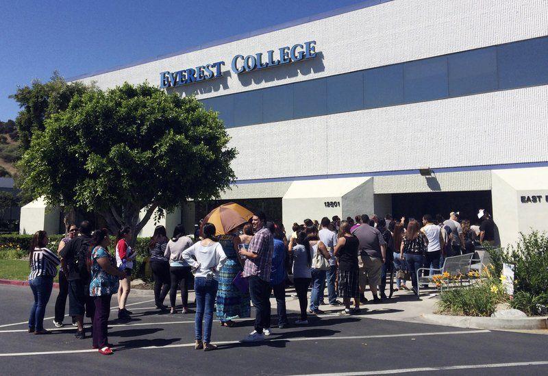 Trouble Remains For Failed For Profit Schools News Clintonheraldcom