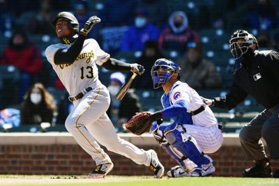 Pirates Cubs Baseball