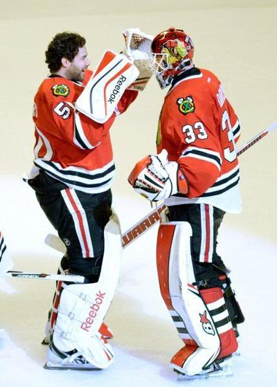 Top line powers Chicago