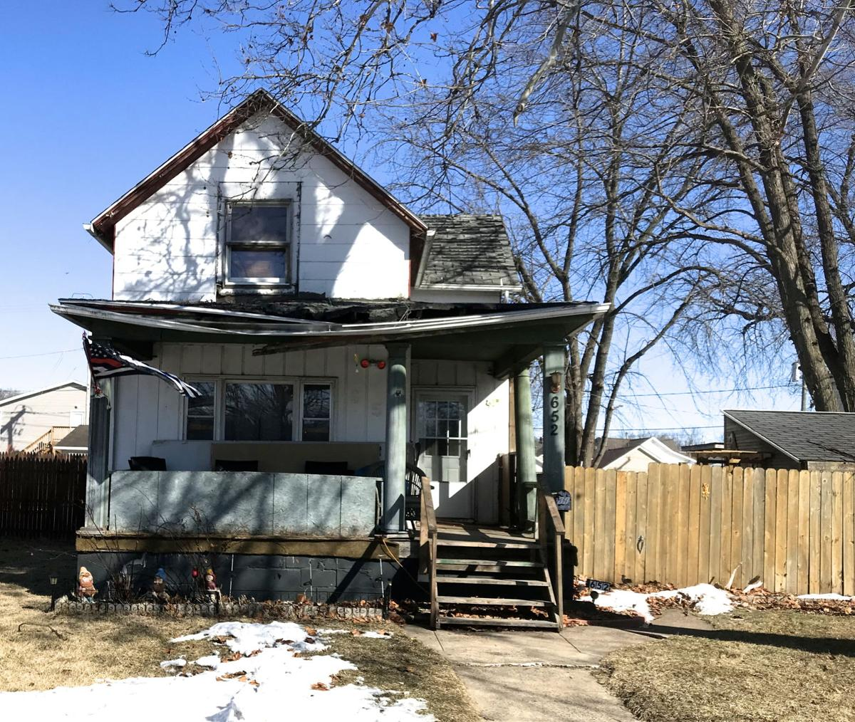 652 Fourth Ave. S. home, Lead and Healthy Homes grant