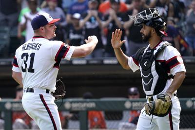 Astros White Sox Baseball