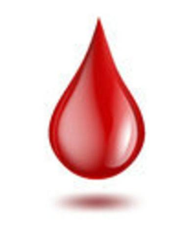 Blood drives set
