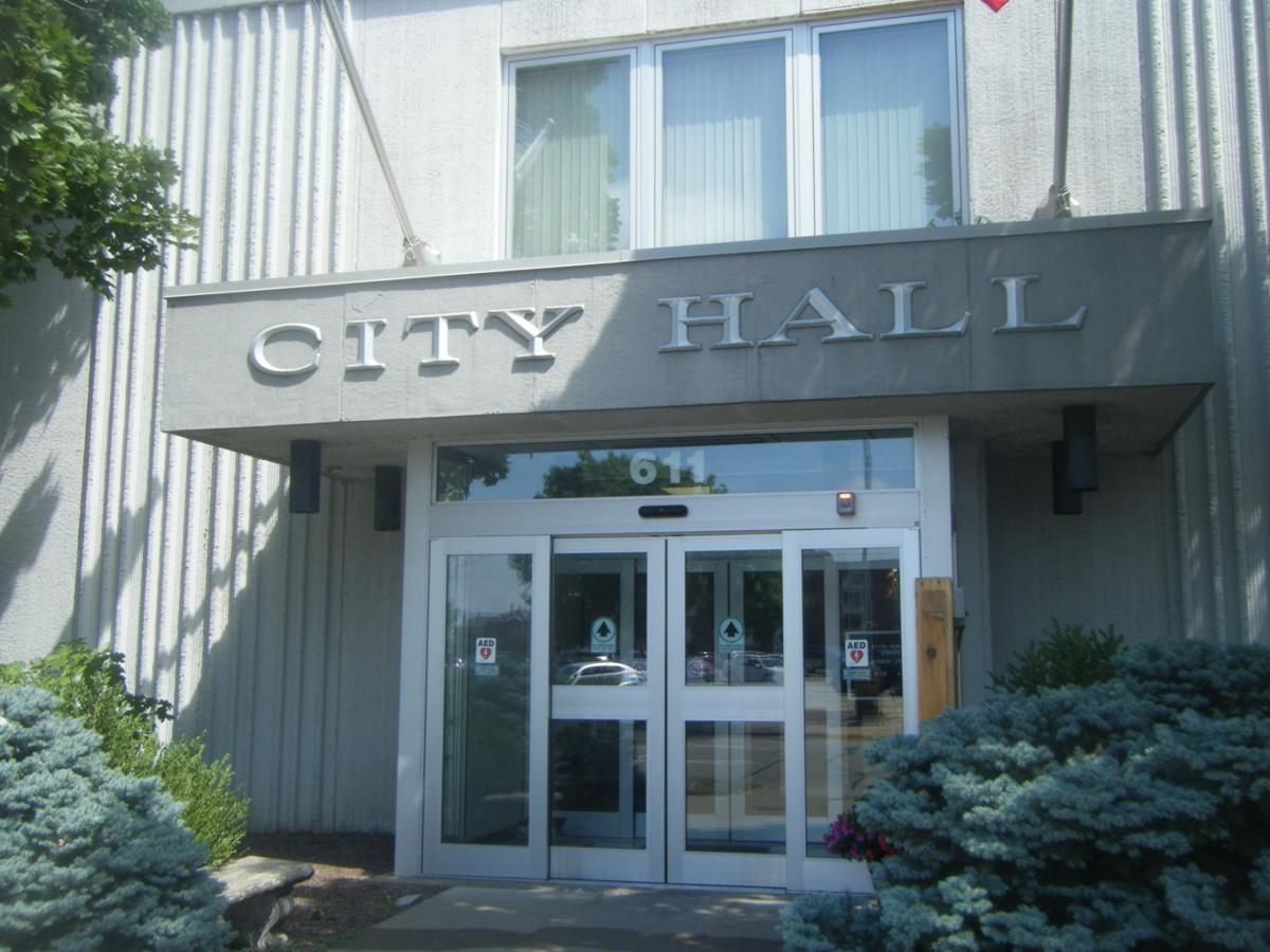 City Hall file photo