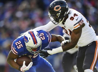 Bears Bills Football