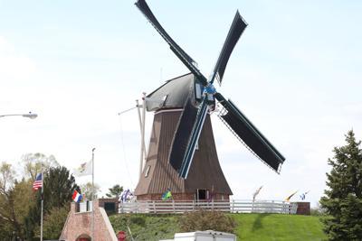 windmill in fulton