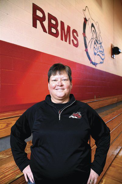 Schipper named Principal of the Year