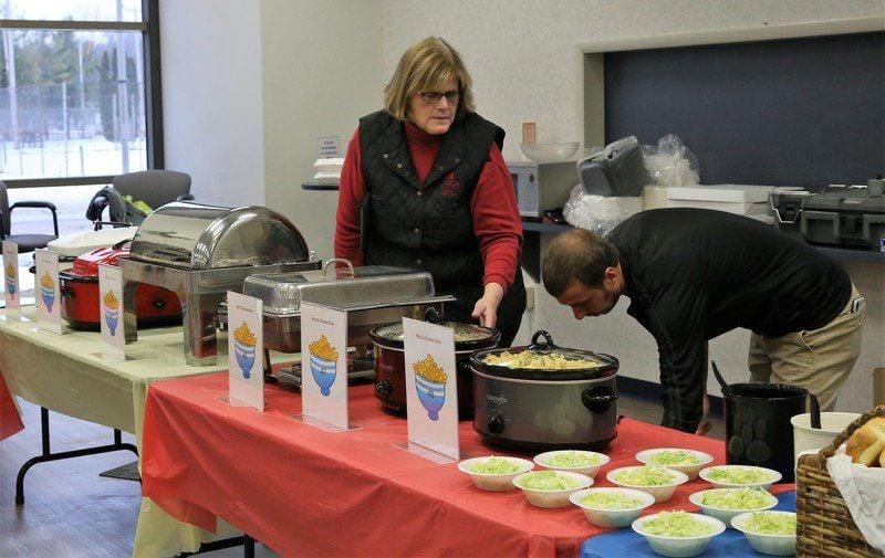 Pasta lovers raise money for scholarships