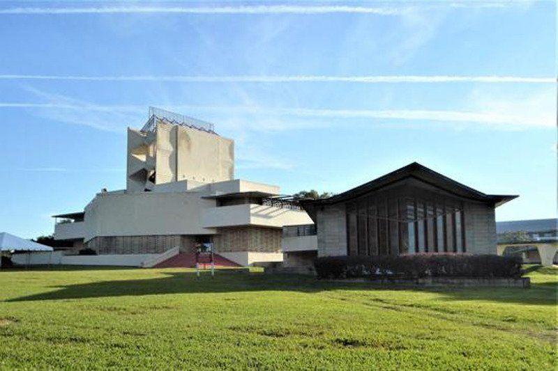 On Frank Lloyd Wright's Florida Campus
