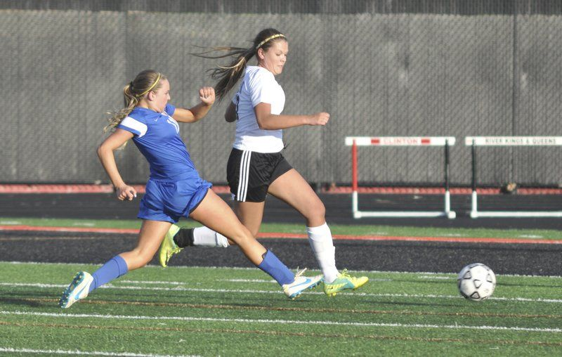 GIRLS SOCCER Queens blanked at home