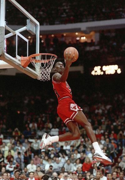 All-Star Dunk Contest Basketball
