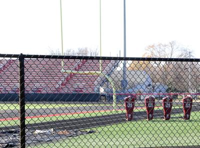 clinton high school football field
