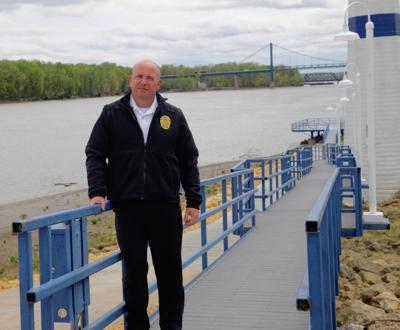 Jim Ballauer, Clinton Deputy Police Chief