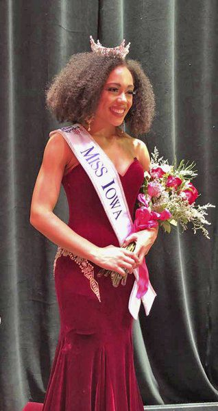Miss Clinton County dazzles to state title