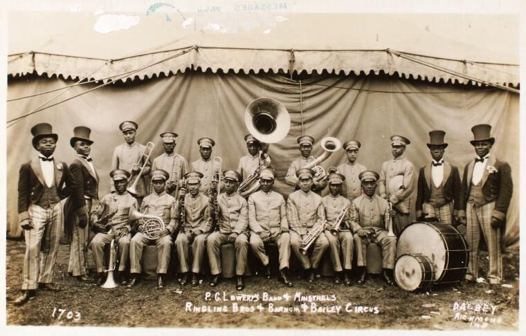 PG Lowery's Band & Minstrels