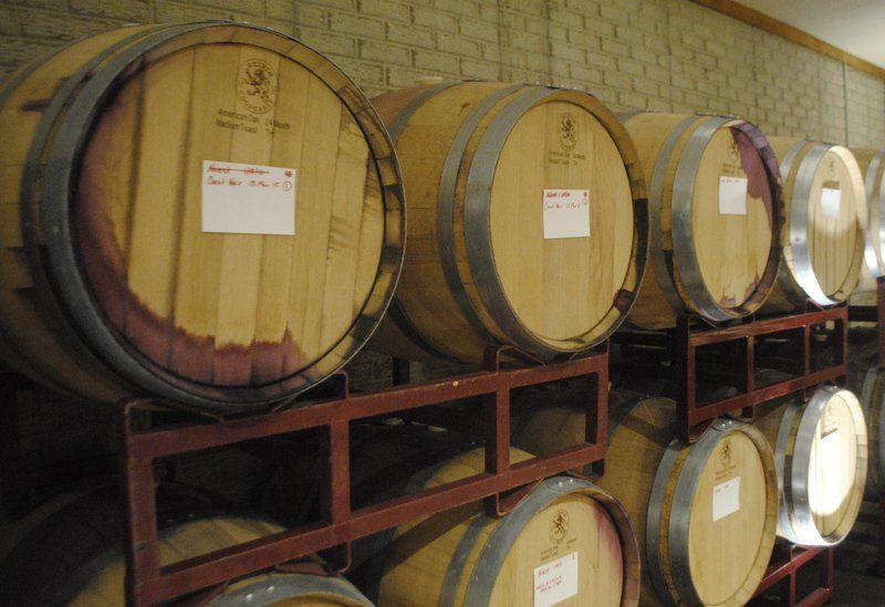 From hobby to business, new winery gains attention