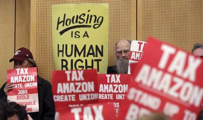 Seattle to repeal homeless-aid tax