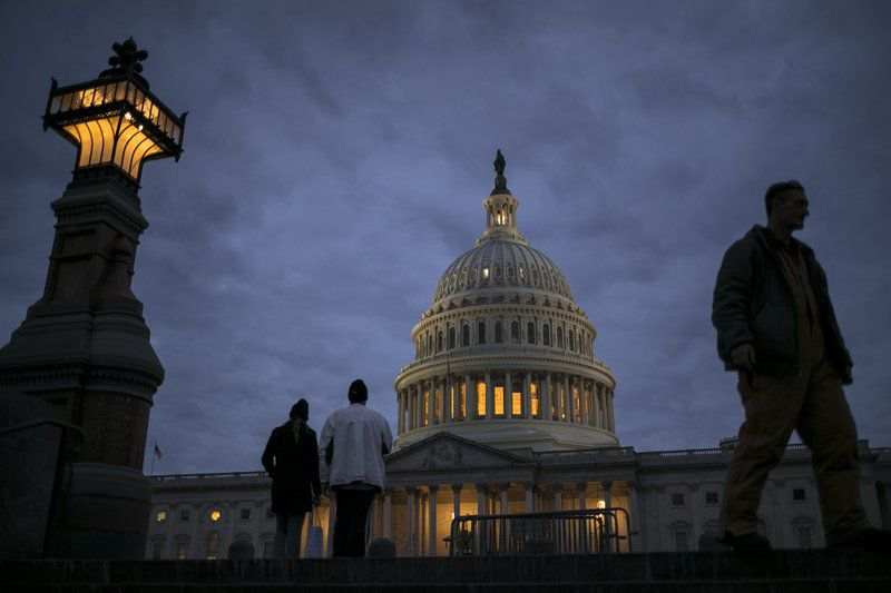 House Republicans working to avert another shutdown