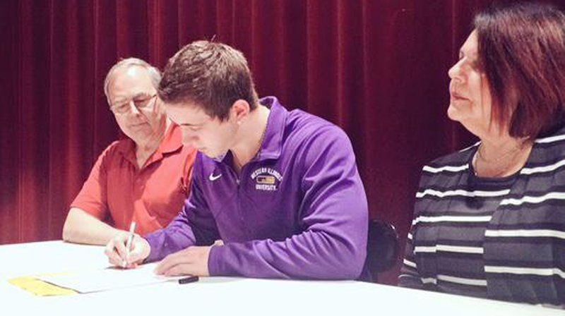 Hill inks with WIU
