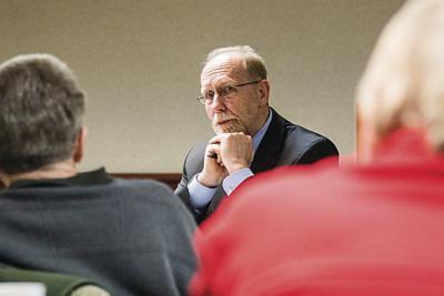 Loebsack won't seek re-election