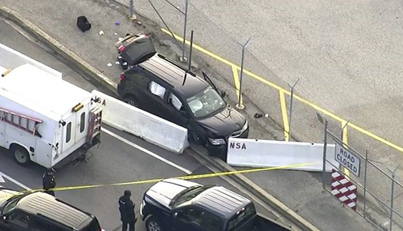 NSA: Several hospitalized after vehicle tried to enter