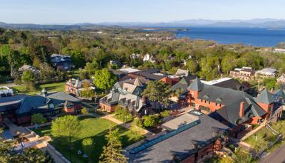 Champlain-College-Campus-Aerial-Burlington-Vermont