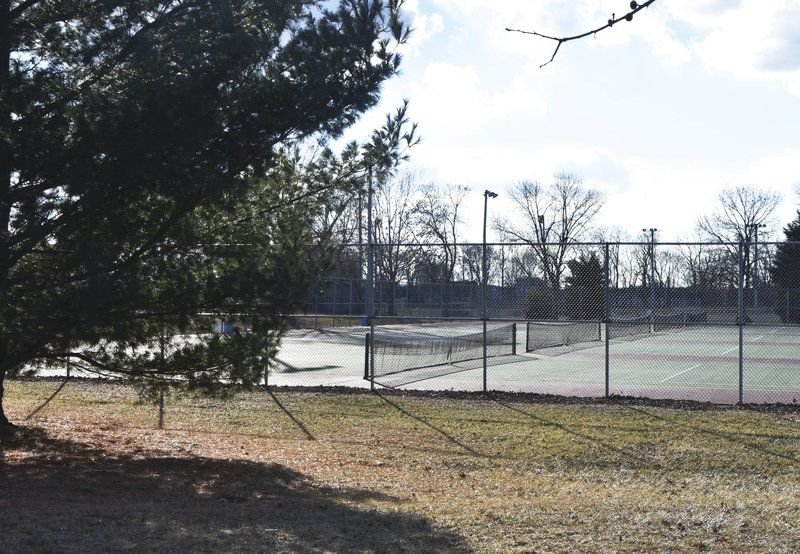 Spring approaches, Camanche tennis teams remembered