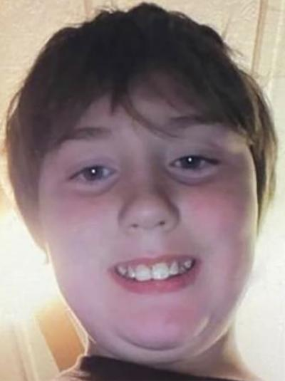 Missing Boy Iowa