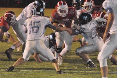 Prep football: Mustangs close season with win