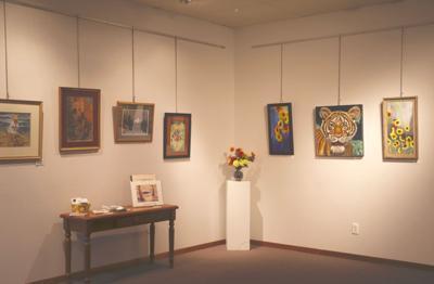 RutabagA Art at River Arts Center