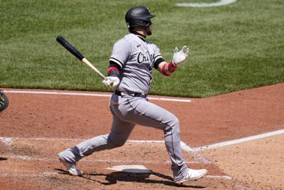 White Sox Pirates Baseball