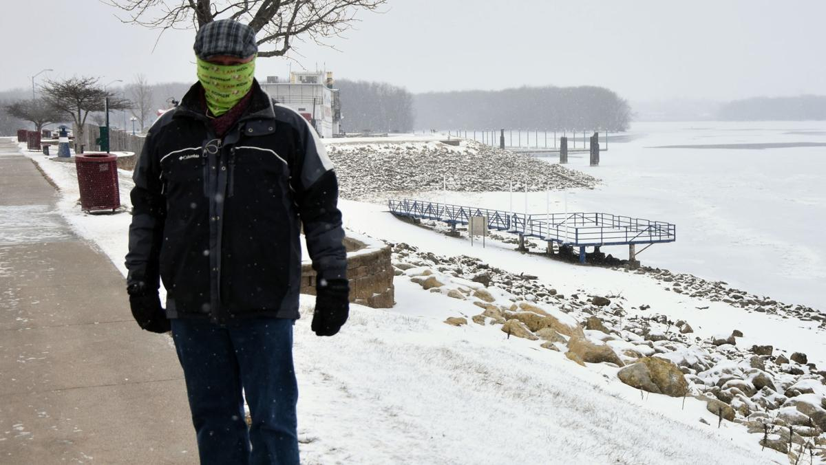 Record-breaking cold