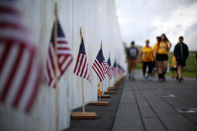 Flight 93 chime tower honors fallen