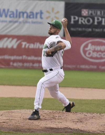 LumberKings Opening Day Pitcher Wins Midwest League Honor
