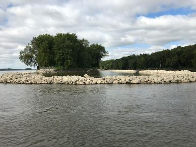 Albany Island Chevron