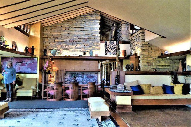 A visit to Wisconsin's Taliesin