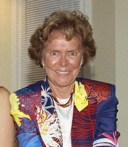 Ford Model Agency Founder Dies