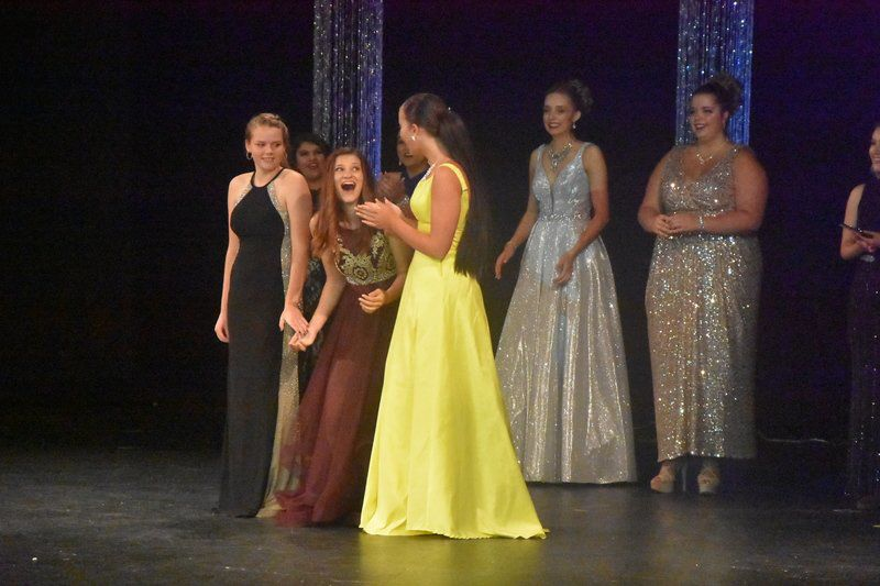 Raina Starkey, Miss Clinton County Outstanding Teen