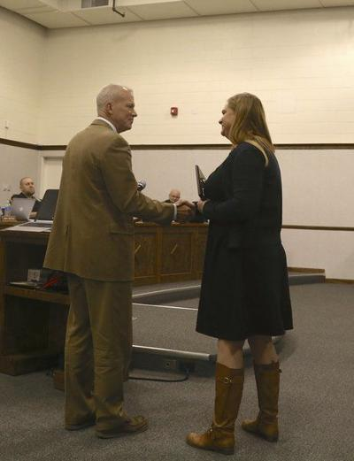 Substance abuse director awarded for work with students