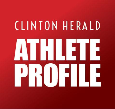 Athlete profile header