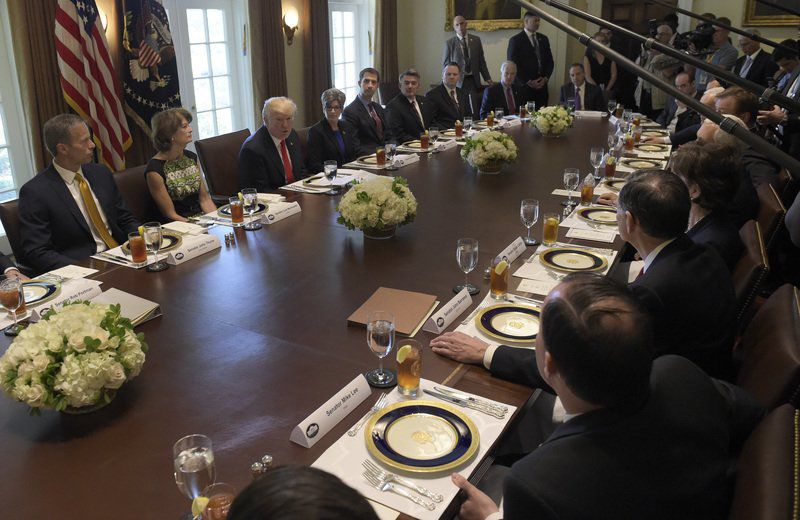 Trump labeling House health care bill 'mean' frustrates GOP