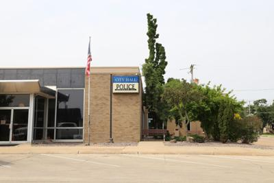 Fulton City Hall, police department