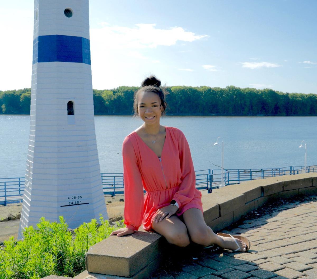 kira price by river, lighthouse